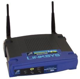 LINKSYS Wireless-G WAP54G Access Point