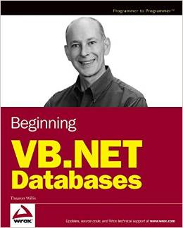 Beginning Visual Basic 6 NET database programming