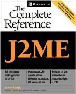 J2ME The Complete Reference