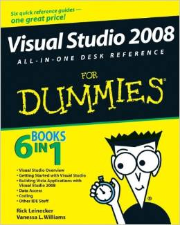 Visual Studio 2008 for Dummies