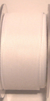 9230 25 101 - Polyester Seam Binding 25mm  on 25m rolls