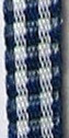 9243 5 626 - Gingham ribbon 5mm on 50m rolls