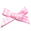 GB 150 - GB Gingham Bows bag of 100
