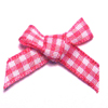 GB 175 - GB Gingham Bows bag of 100