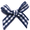 GB 370 - GB Gingham Bows bag of 100