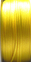 9228  596 - 9228 Rat tail tubular ribbon 25m
